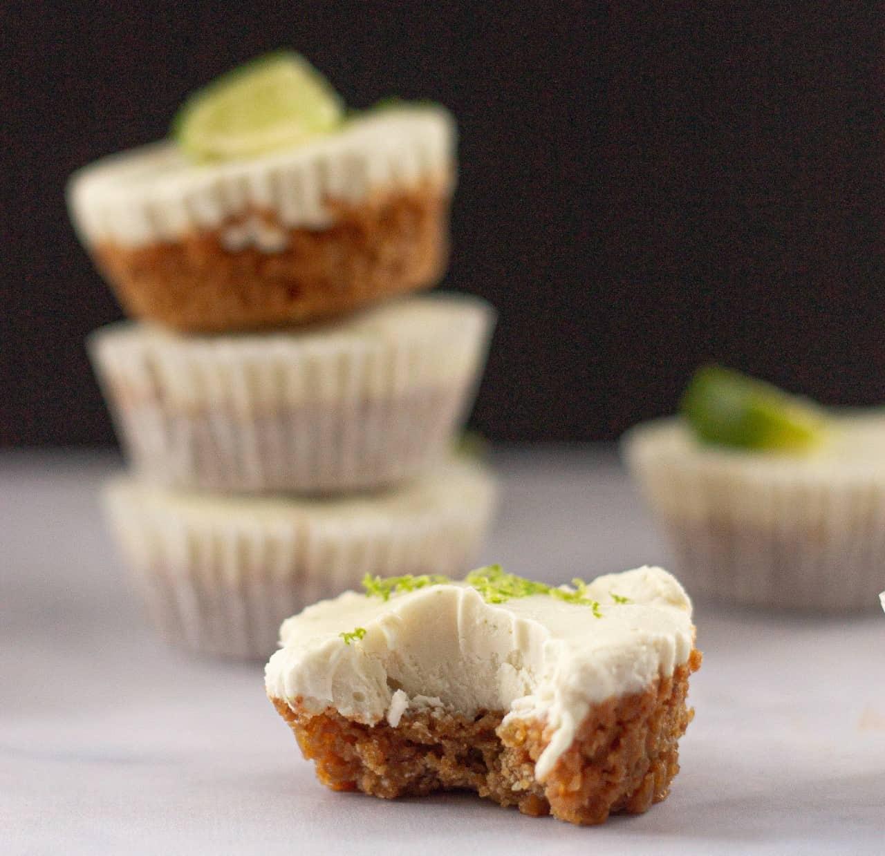 No Bake Vegan Key Lime Pie is the Perfect Refreshing Dessert