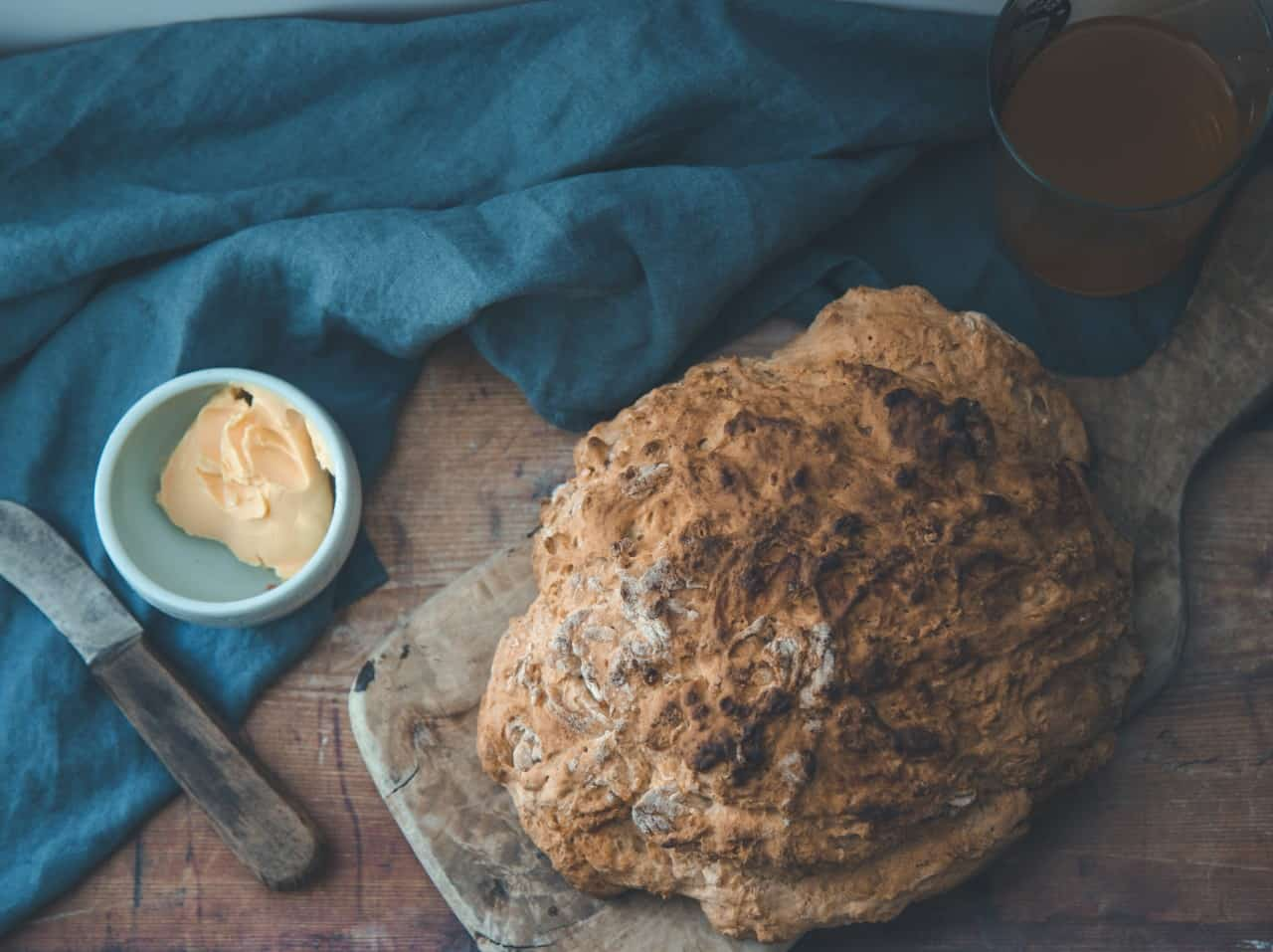 How to Make Quick and Easy Vegan Beer Bread