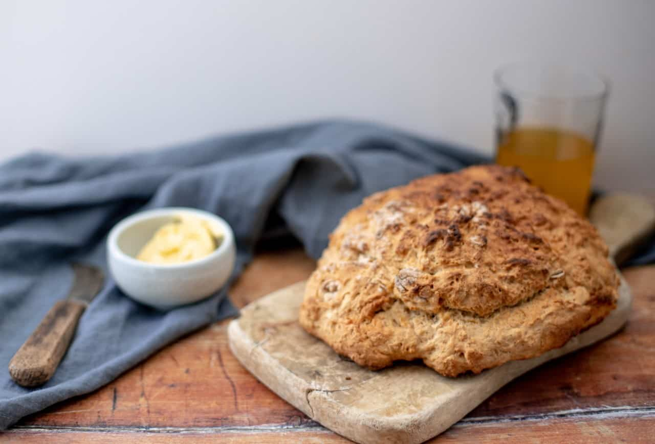 Beer Bread, The Quickest Easiest 1 Step Bread Ever