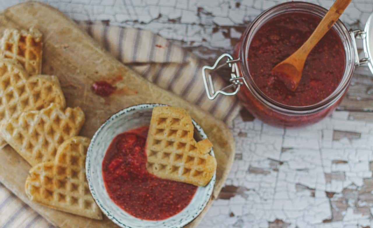 How to Make Easy Strawberry Chia Seed Jam