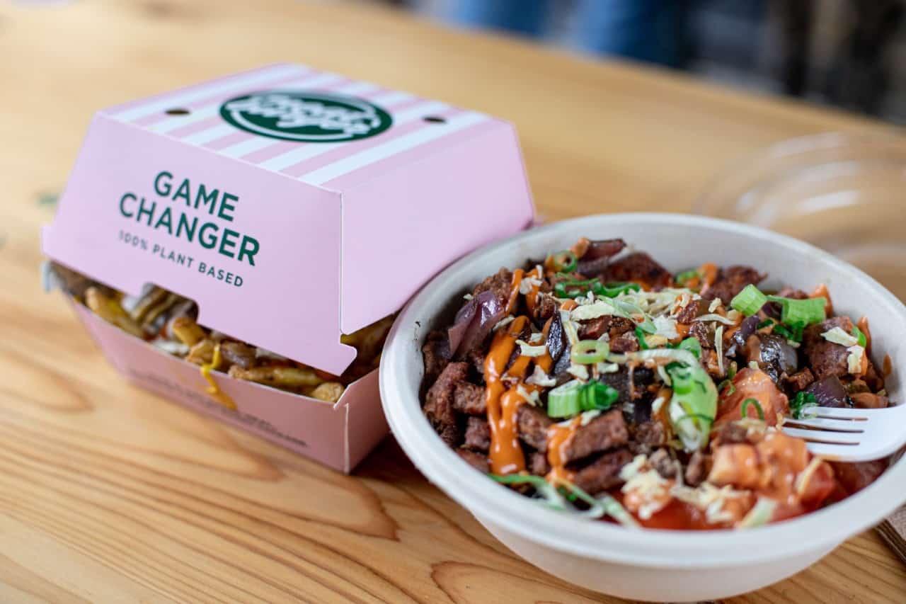 5 Amazing Places to get Vegan Food in Camden Market