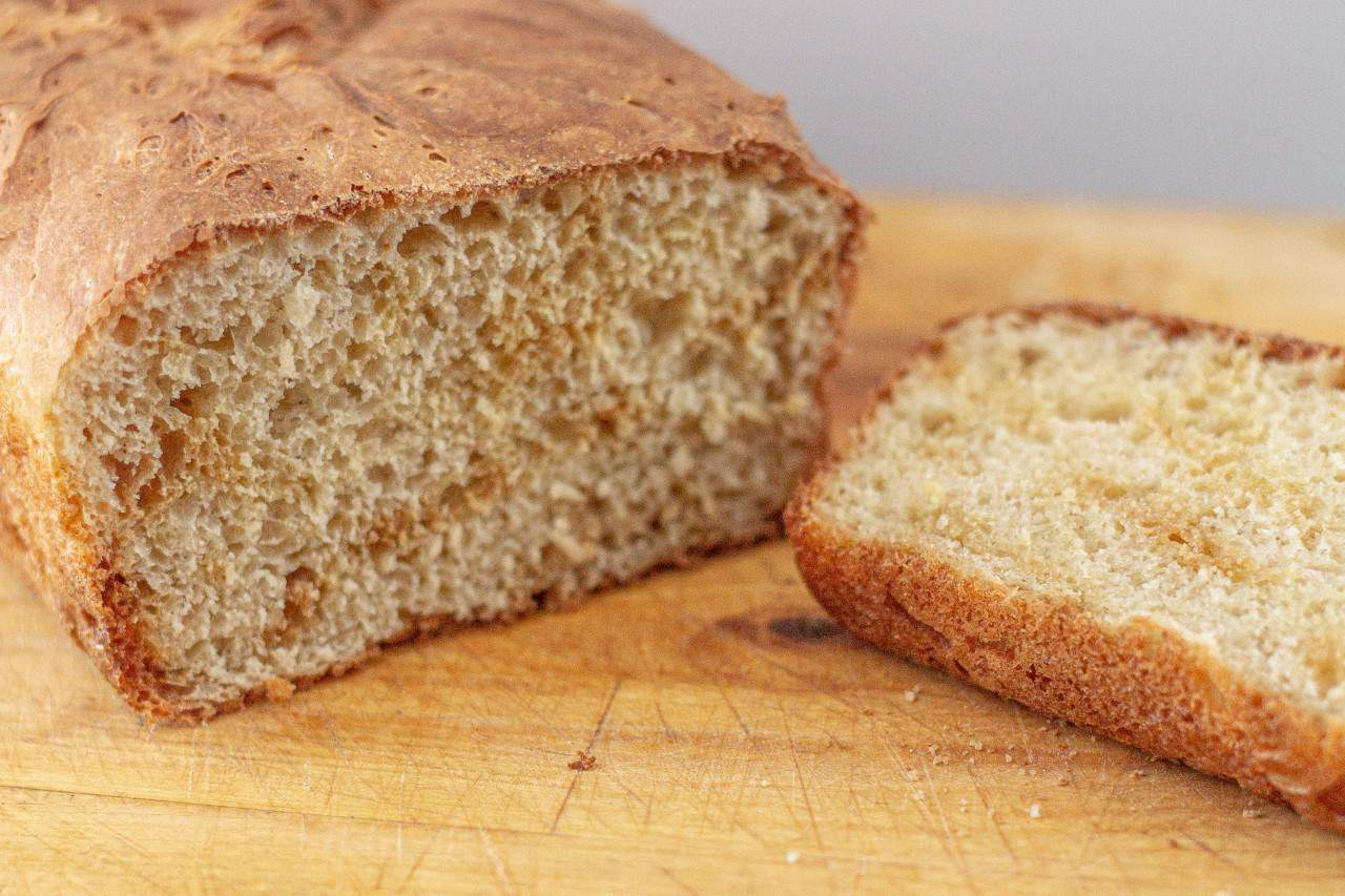 How to Make Easy Vegan Muffin Bread
