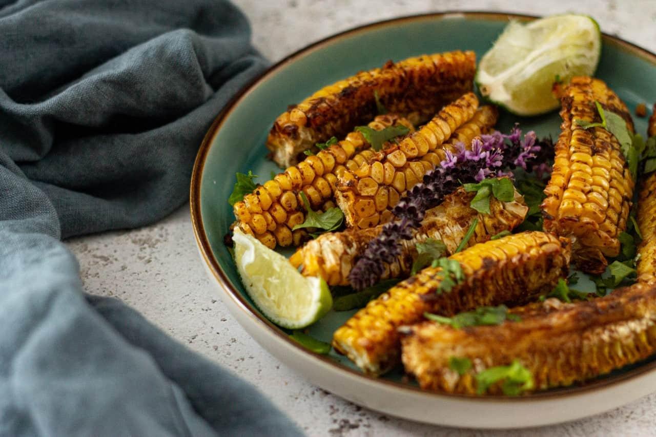 How to Make Vegan Corn Ribs