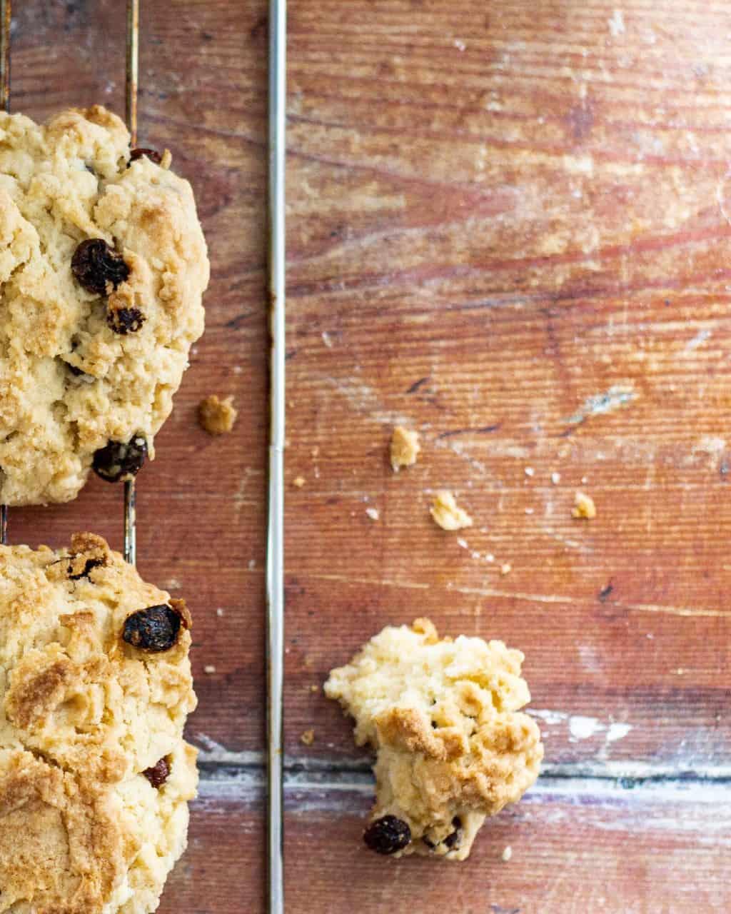 How to Make Vegan Rock Cakes
