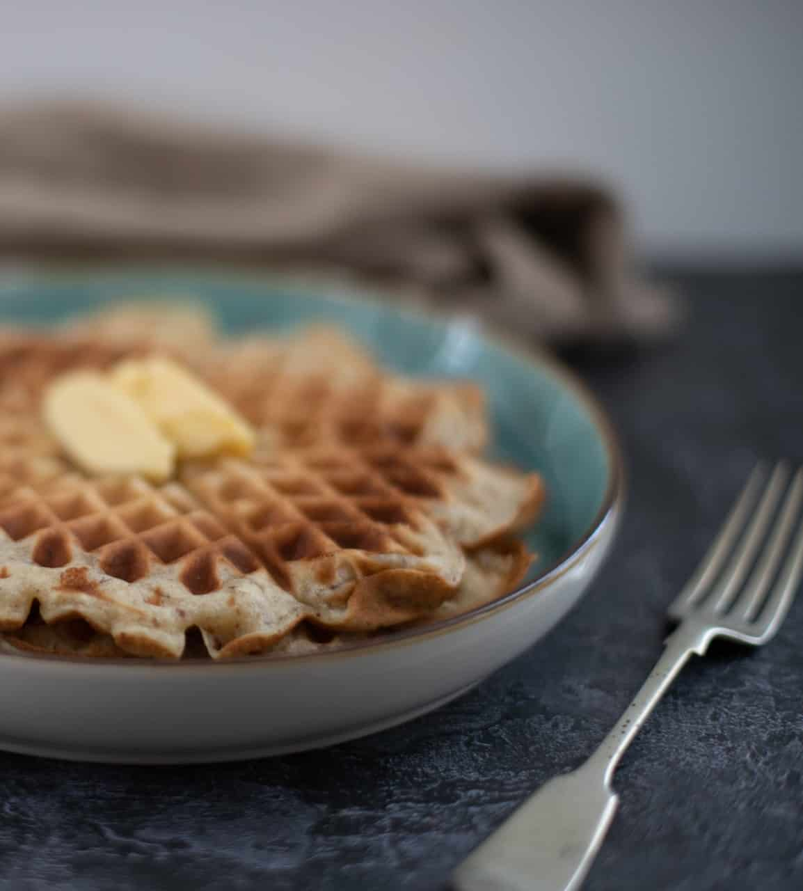 How to Make Perfect Vegan Waffles