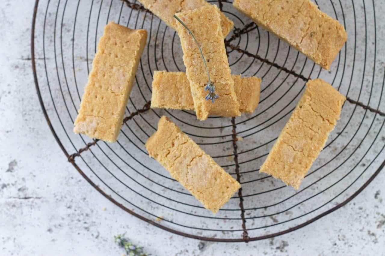 Easy Vegan Shortbread Recipe
